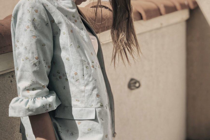 [Modèle 1 – Supplément 310] – Veste d'été